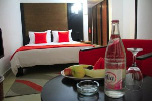 standard single room of pacha hotel